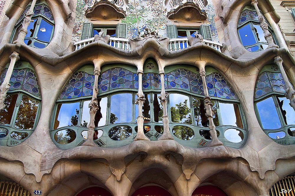 Casa Batlló Gaudí Barcelona Connect