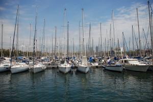 Port Olympic Marina