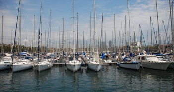 Port Olympic Marina