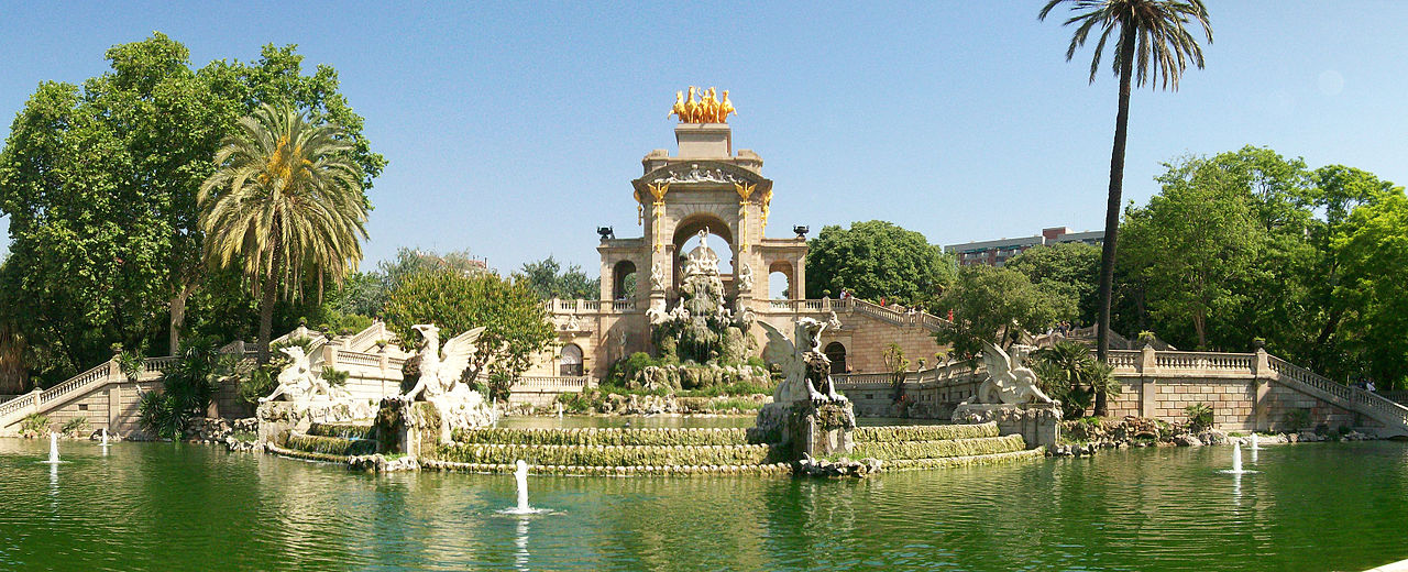 Image result for ciutadella park