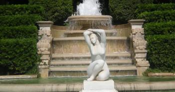 Palau Reial de Pedralbes Park