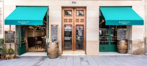 Bardot restaurant Barcelona