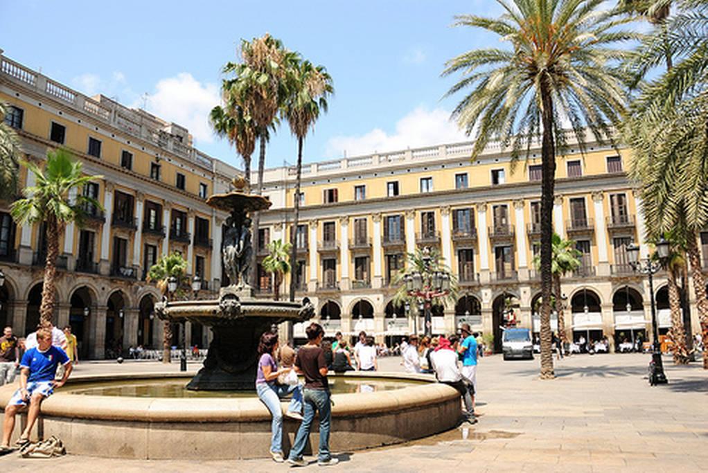 Pla a reial barcelona connect - Placa kennedy barcelona ...