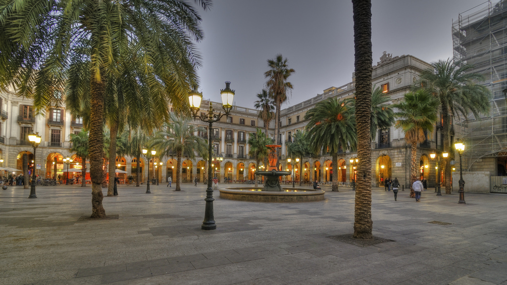 Barcelona Squares & Plazas 6 Top Tips  Barcelona Connect