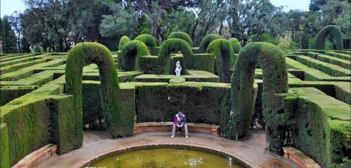 barcelona-labyrinth