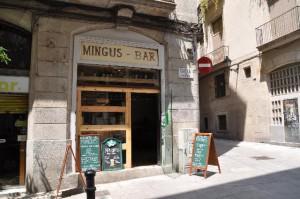 Bar Mingus Tapas Beer Barcelona