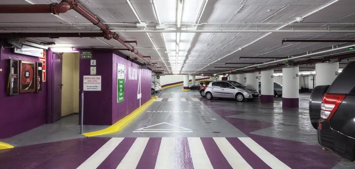 Car Park Barcelona