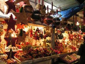 Christmas Market Barcelona