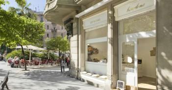 up & Cake Barcelona Street