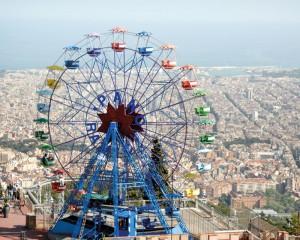 Kids in Barcelona Half Term