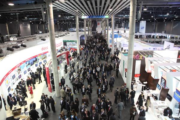 Mobile World Congress 2015 in Barcelona