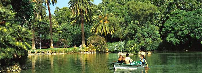 Parc-Ciutadella.Barcelona
