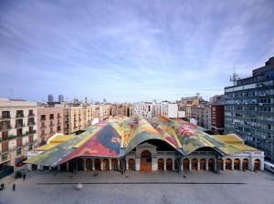Santa Caterina Market Barcelona