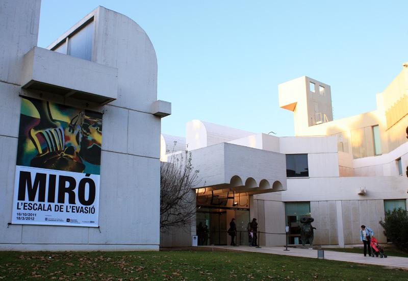 Fundació Joan Miró | Barcelona Connect