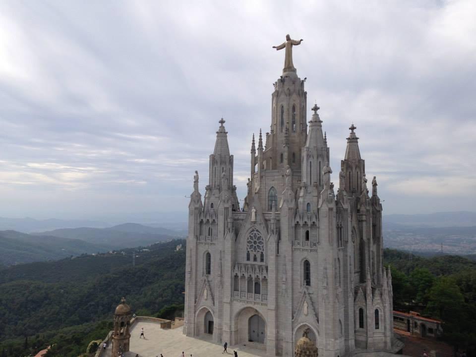 Tibidabo  Barcelona Connect