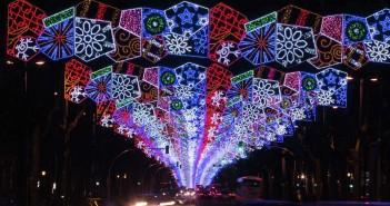 Barcelona Christmas Lights 2