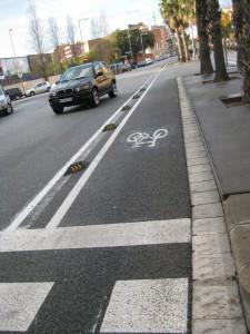 Barcelona Bike Lanes