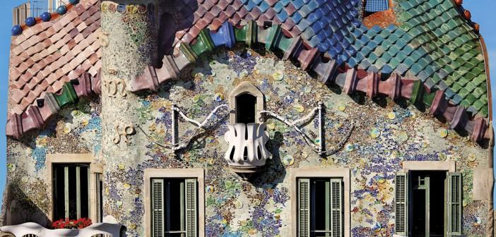 Casa Batllo Barcelona front