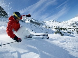 Grandvalira ski near Barcelona Andorra