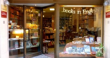 Hibernian English Bookshop Barcelona