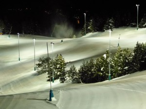 Masella Night Ski Near Barcelona