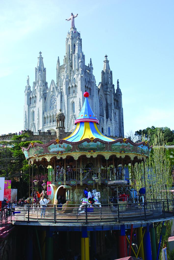 Sarrià & Sant Gervasi District Barcelona  Barcelona Connect