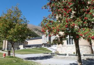 Vall de Nuria Sanctuary