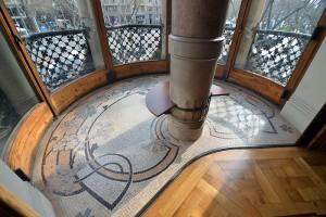 Casa Lleó i Morera detail