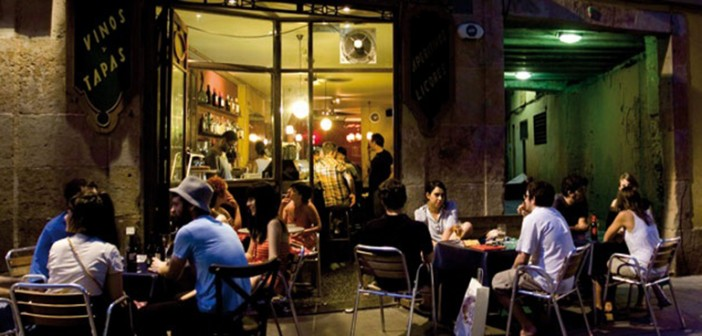 The Poble Sec Neighbourhood in Barcelona