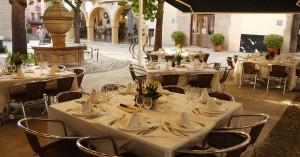 Poble Espanyol Dining
