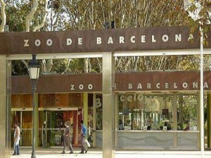 barcelona zoo
