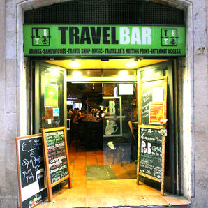travel bar