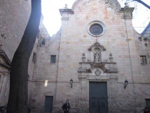 Sant Felip Neri in Barcelona