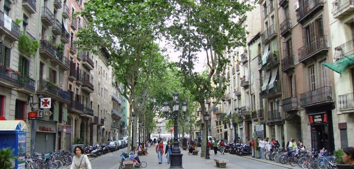 Barcelona Neighbourhoods