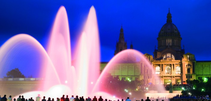 Magic Fountains Montjuïc