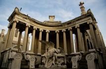 Montjuic Pantheon August Urrutia i Roldan