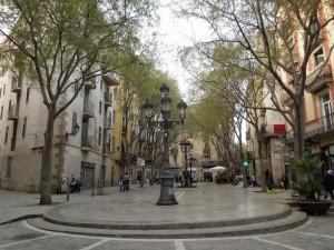 Plaça Agusti Vell