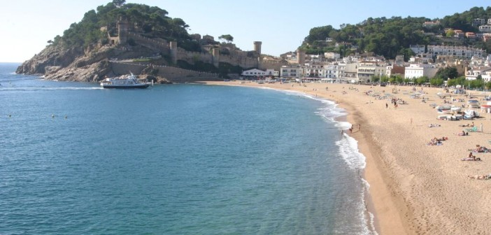 Destination Costa Brava: Tossa de Mar