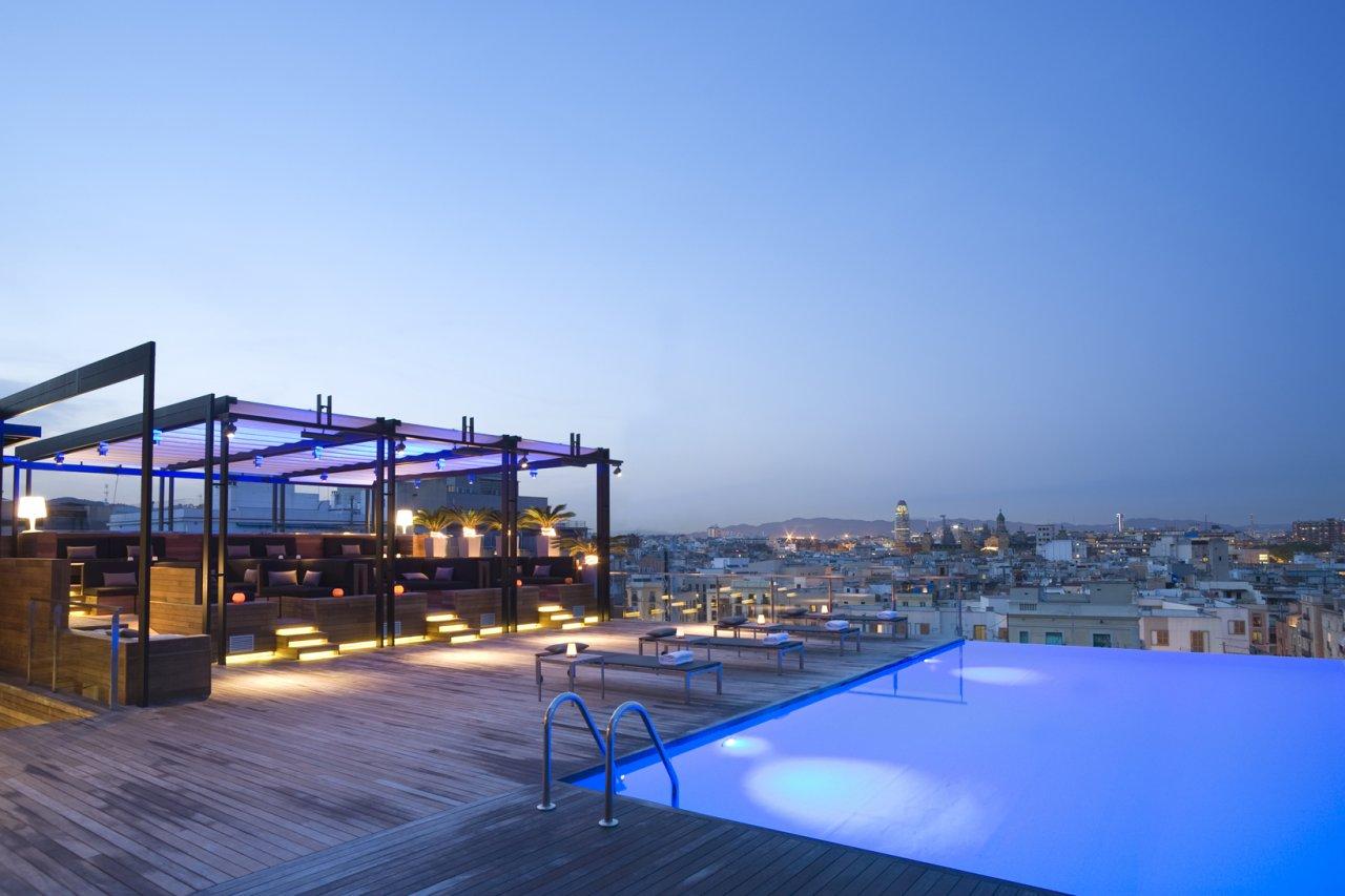 5 best rooftop terraces in barcelona barcelona connect. Black Bedroom Furniture Sets. Home Design Ideas