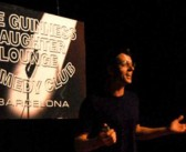 Interview: 10 years of English Stand-Up Comedy in Barcelona