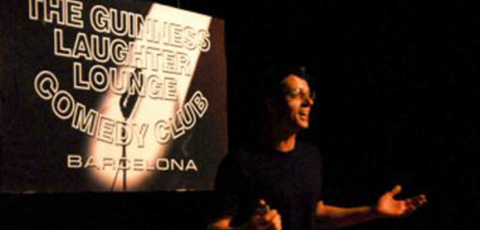 Guinness Laughter Lounge Comedy