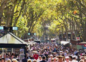 stay safe in Barcelona