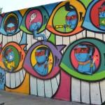 Barcelona Pez Street Art