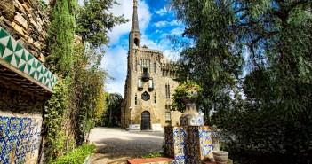 Gaudi Torre Bellesguard
