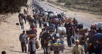 Refugee crisis charity donations Barcelona