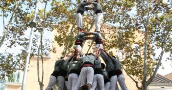 Castellers: Inside the Castle Walls