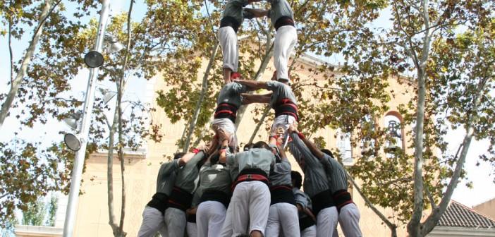Castellers: Inside the Castle Walls