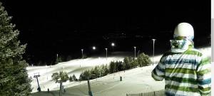 Masella Night Skiing