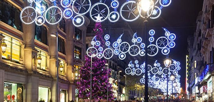 xmas lights barcelona big