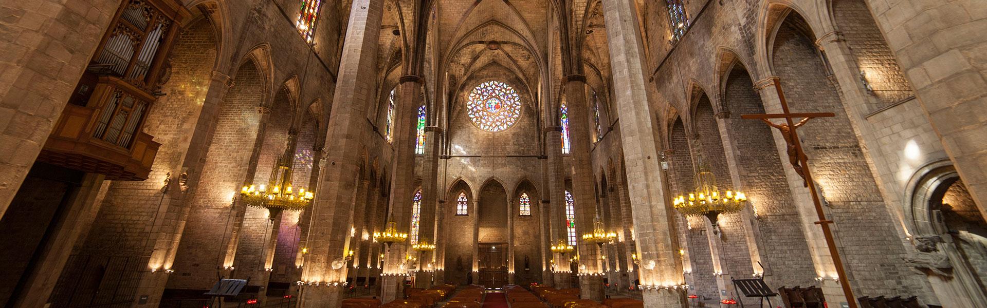 Hidden Churches In Barcelona Barcelona Connect